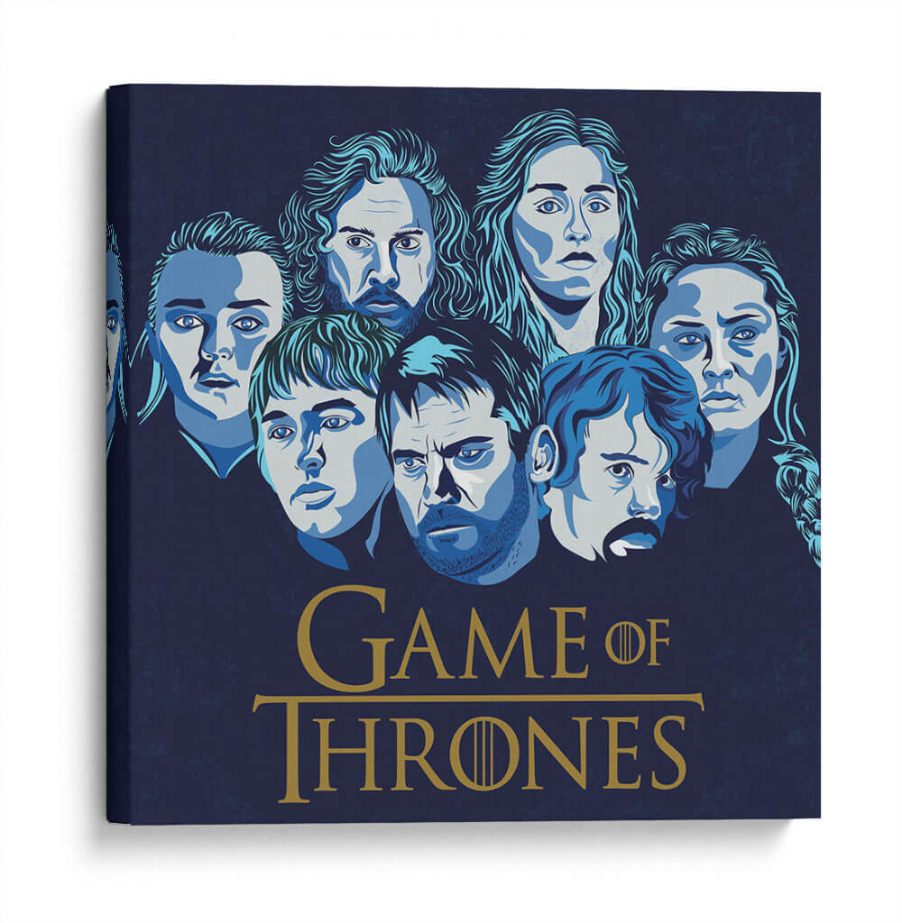 Game of Thrones blue