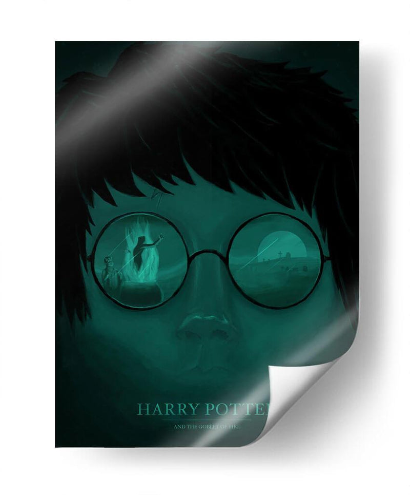 Harry Potter and the Goblet of Fire - Canvas Lab