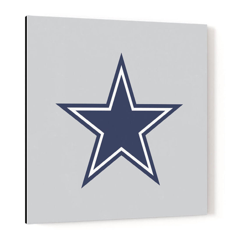 Logo Dallas Cowboys - Canvas Lab
