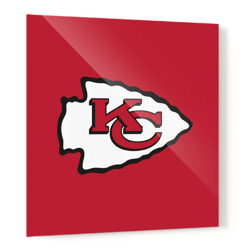 Logo Kansas City Chiefs - Canvas Lab