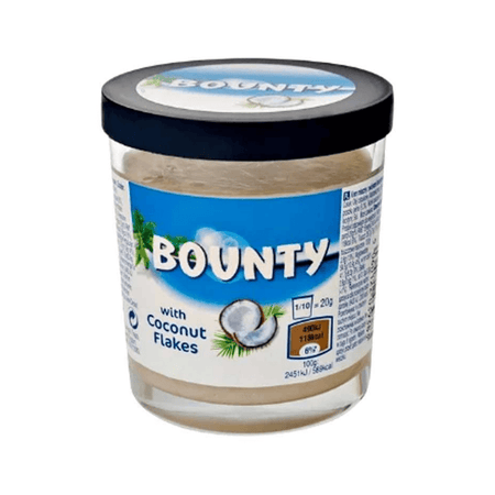 Bounty Spreadable Cream - 200g jar MARS