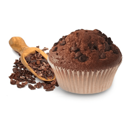 Cocoa Muffins with chocolate chips - 240g BENIAMINO