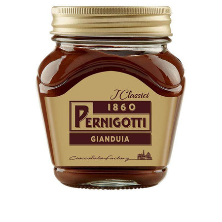 Gianduja Spreadable Cream - 350g Jar PERNIGOTTI - caramellina.com