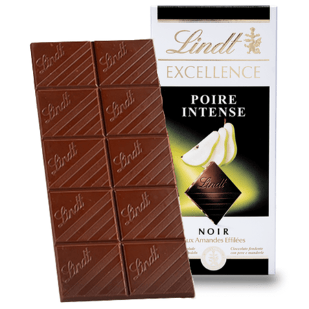 Excellence Pear Intense Bar - 100g LINDT