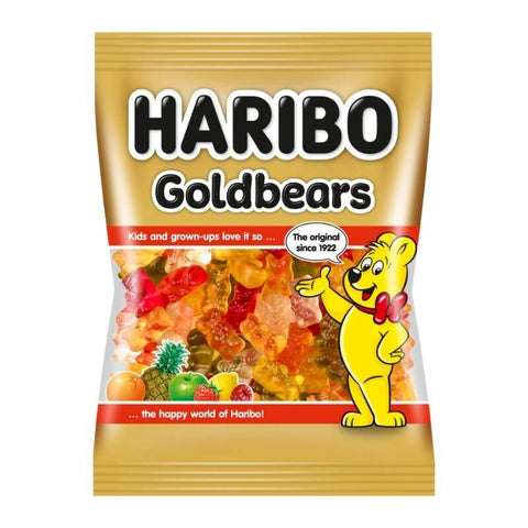 Gold Bears Gummies - 265g pack HARIBO