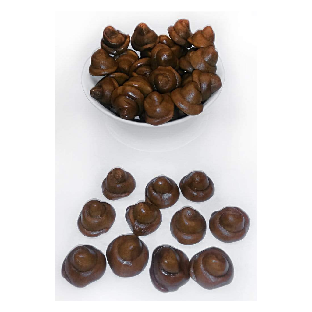 Gummy Poops Candy - 1,4kg pack ROSSINI's