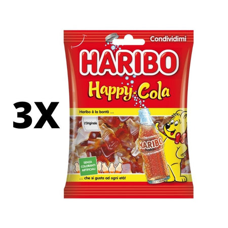 Happy Cola Gummies - 265g pack HARIBO