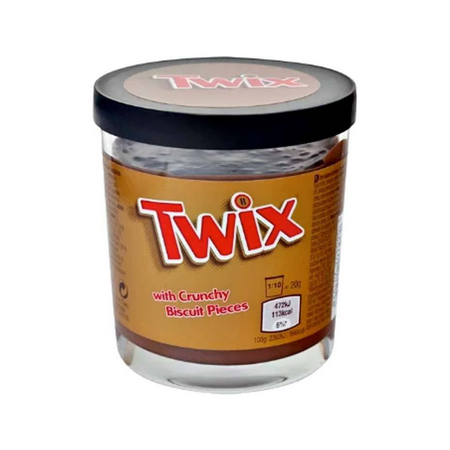 Twix Spreadable Cream - 200g jar MARS