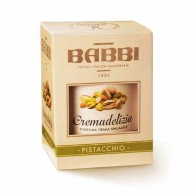 Cremadelizia Pistachio Spreadable Cream - 300g jar BABBI