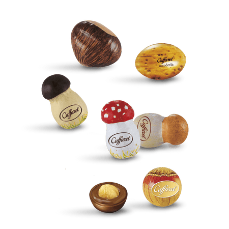 CAFFAREL chocolate Assorted Autumn Chocolates - 1Kg pack CAFFAREL