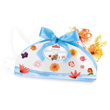 COLOMBA Without candied fruits Easter Cake - 1kg ALBERTENGO