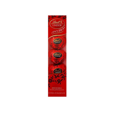 Case with 5 Lindor 70% Dark Chocolate - 69g case Lindt
