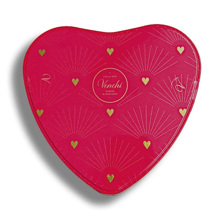 Heart Tin Box - 150g VENCHI