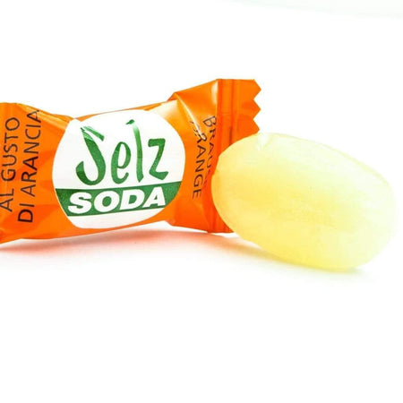 DUFOUR candy Selz Soda Orange - 1kg pack DUFOUR
