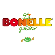 FIDA candy Bonelle Fruit Jellies - 1kg pack FIDA