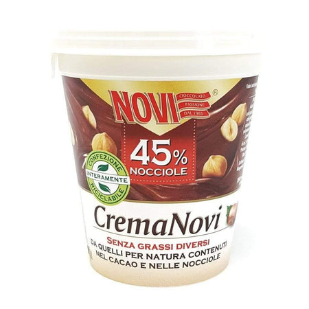 FIDA spreadable cream CremaNovi Spreadable Chocolate Cream - 200g pack NOVI