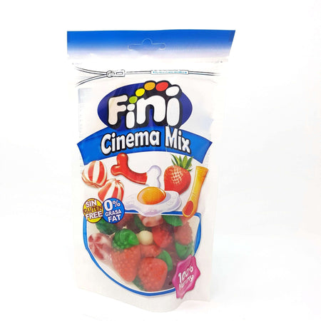 FINI candy Cinema Mix Gummy Jellies - 150g pack FINI