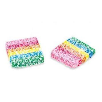 fini candy jar chewy chips rainbow 200g Fini