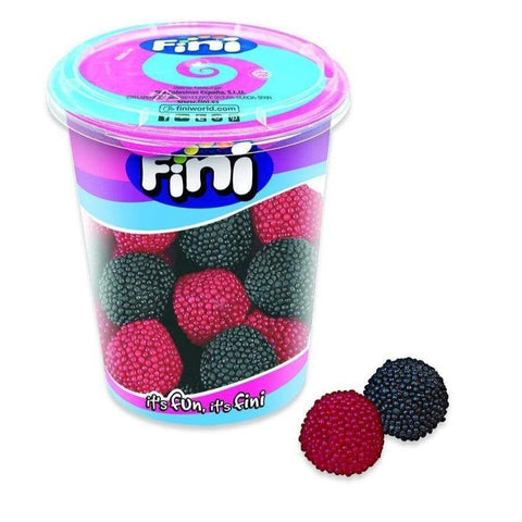 fini candy jar jelly berries 200g