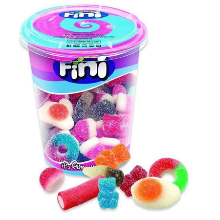 fini candy jar little mix pica assorted gummy jellies
