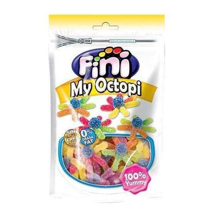 fini candy my octopi jelly gummies 150g