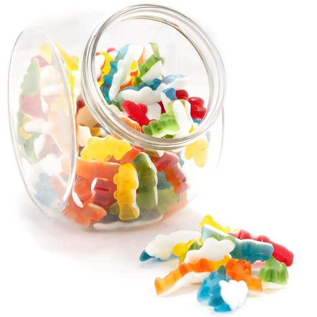 HARIBO candy Coccodrì Gummy Fruit Mix - 2kg pack HARIBO
