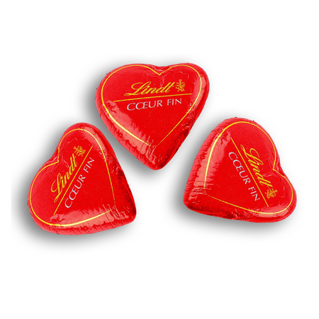 Lindor Milk Chocolate Heart - 24g pack LINDT