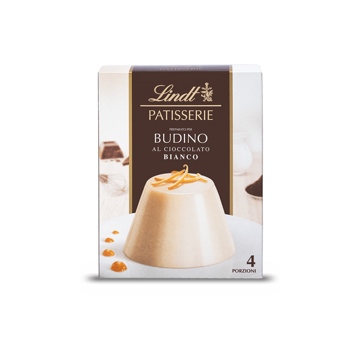LINDT chocolate Copy of Dark Chocolate Pudding - 380g pack LINDT