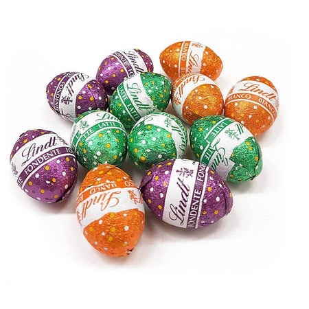 Mini Chocolate Eggs - Assorted Chocolates - 500g LINDT