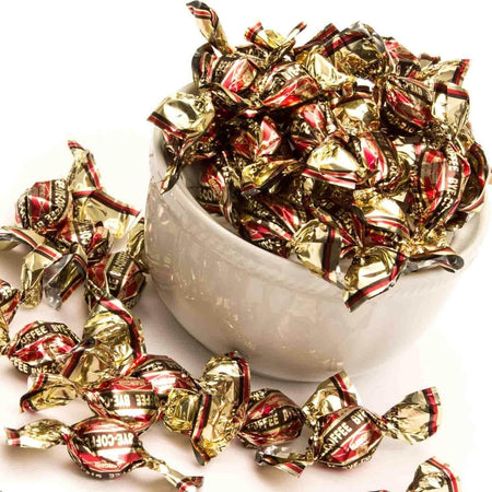 MANGINI candy Bye Bye Coffee Candy - 1kg pack MANGINI