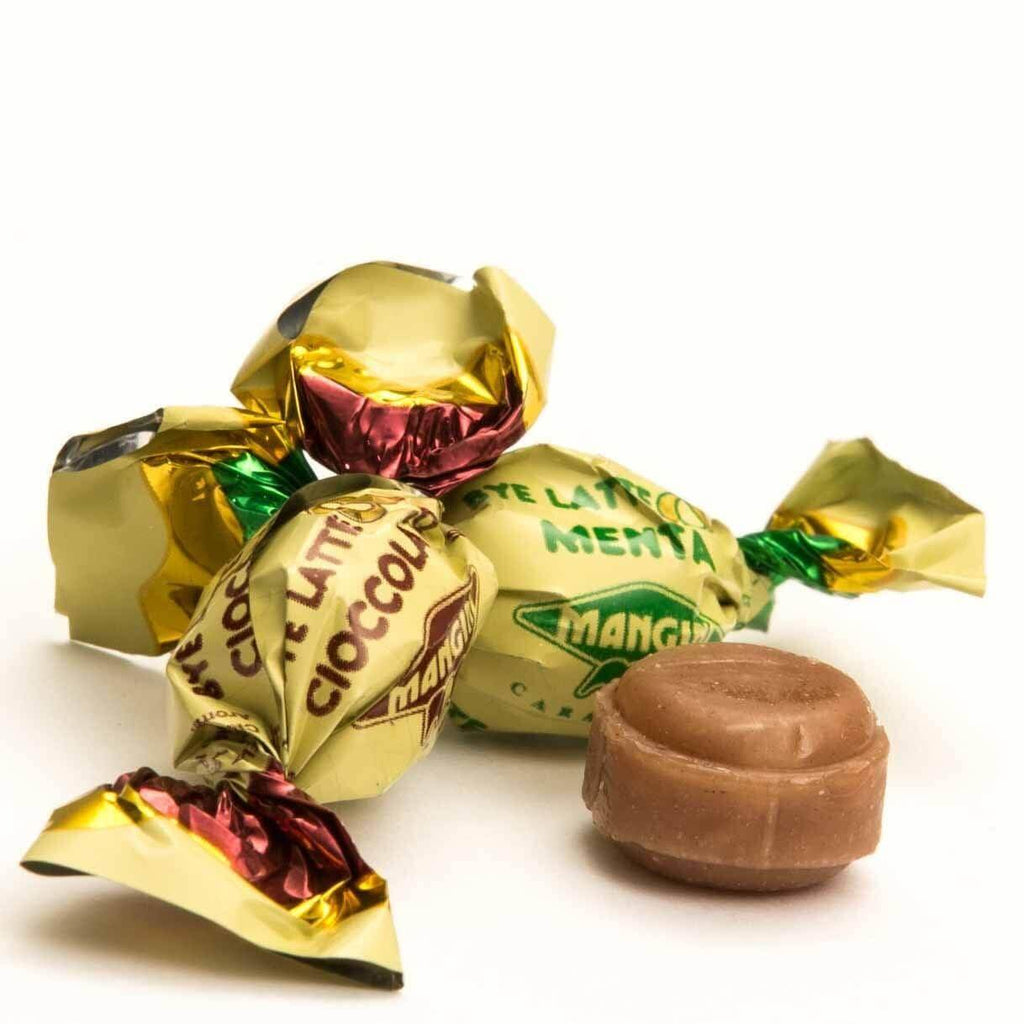 MANGINI candy Bye Bye Milk Candy Filled - 1kg pack MANGINI