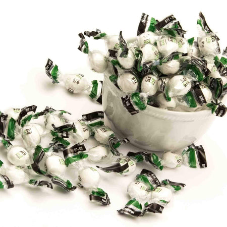 MANGINI candy Bye Bye Mint & Licorice Candy - 1kg pack MANGINI
