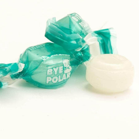 MANGINI candy Bye Bye Polar Mint Candy - 1kg pack MANGINI