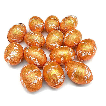 Easter Chocolate Eggs - Milkk chocolate and Orange - 500g LINDT