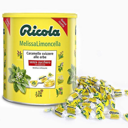 Lemon Mint Candy - 1kg jar RICOLA