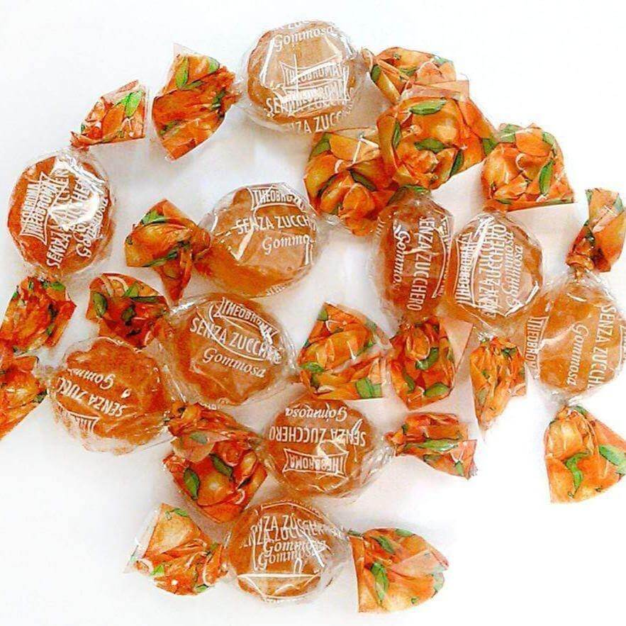 THEOBROMA candy Diety Orange Candy - 500g pack THEOBROMA