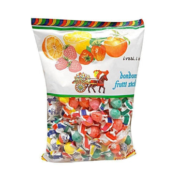 THEOBROMA candy Fruttini Siciliani Candies - 500g THEOBROMA