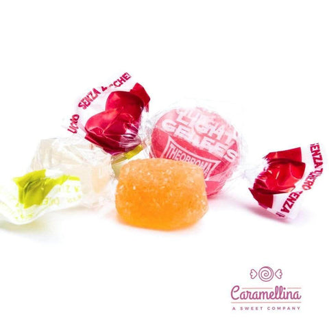 THEOBROMA candy Gelees Light Fruit Candy - 500g pack THEOBROMA