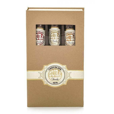 VENCHI chocolate Chocolate Cigar Assorted Box - 300g pack VENCHI