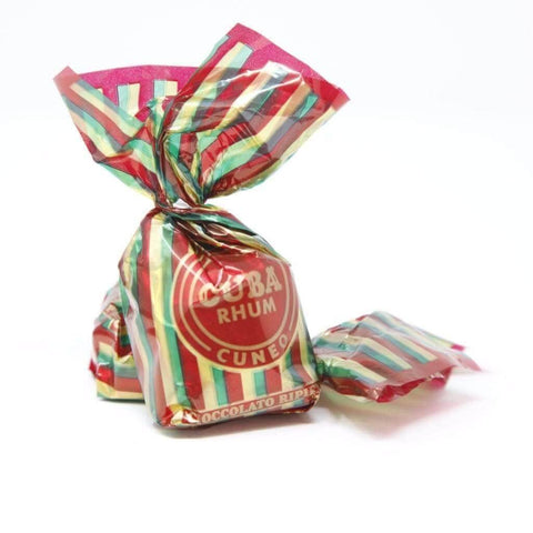 VENCHI chocolate Cuba Rhum Chocolate Filled with Rhum - 1kg pack VENCHI