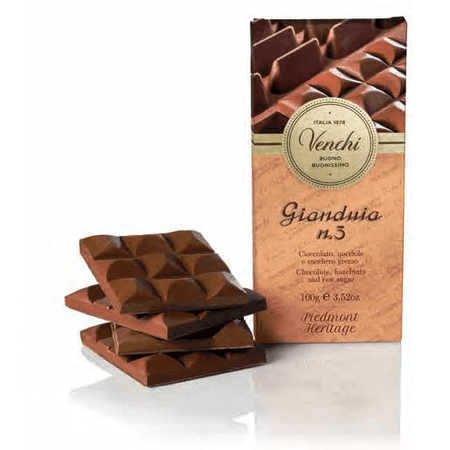 Gianduja n.3 - 100g bar VENCHI