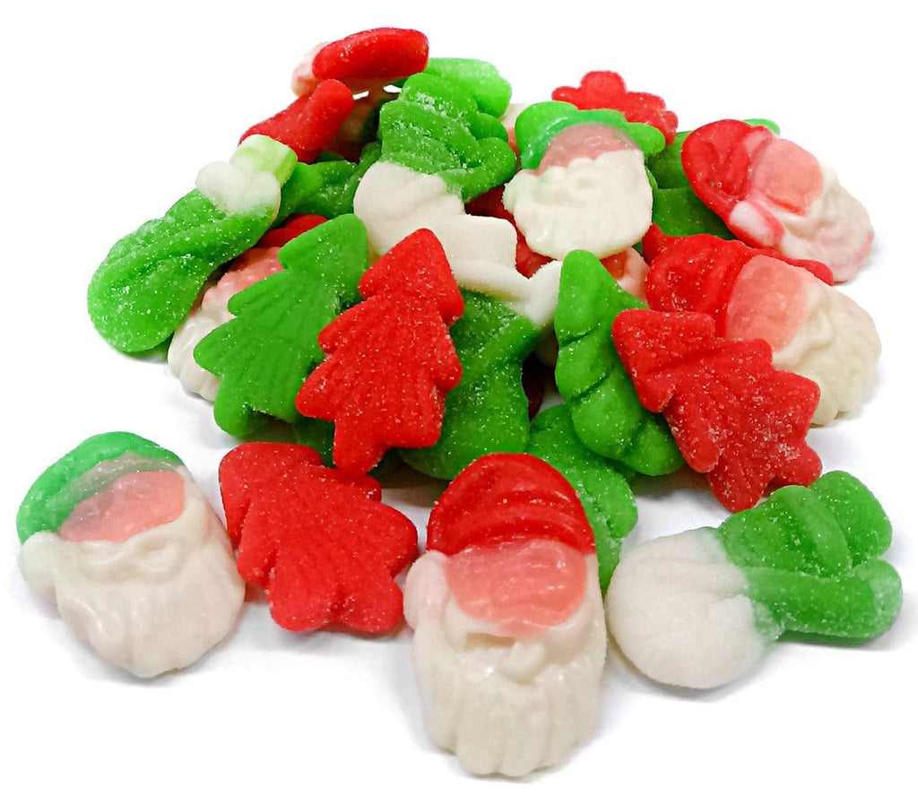 VIDAL candy Xmas Mix Gummy Candies - 1kg pack VIDAL