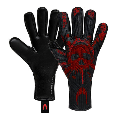PHENOMENON MAGNETIC II SKULL RED
