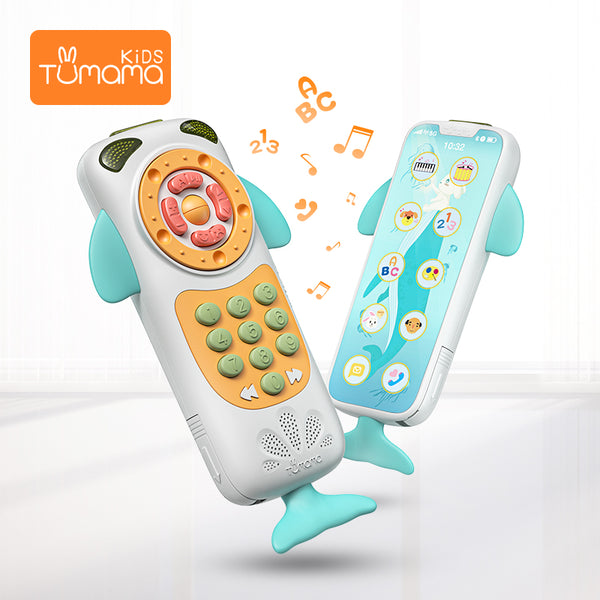 Baby Mobile Phone Cute Educational Toys - Les Meridien