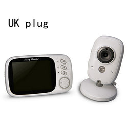 Baby Monitor 3.2'' LCD Screen Wireless Baby Camera - Les Meridien