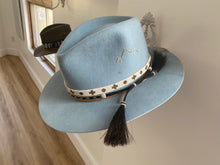 Load image into Gallery viewer, Powder Blue: Western 50x
