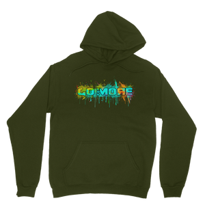 Go for More Classic Adult Hoodie