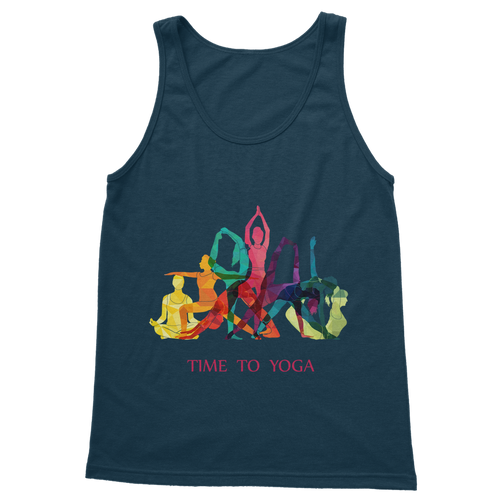 Time to Yoga Classic Women's Tank Top