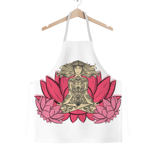 - Yoga Stile - Classic Sublimation Adult Apron