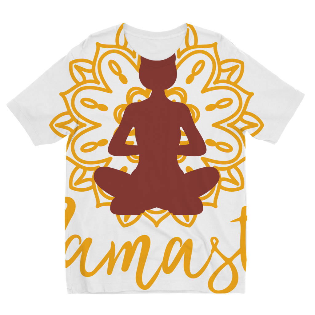 - Namaste - Sublimation Kids T-Shirt
